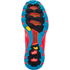 Scarpa Spin Shoes Women bright red/sea